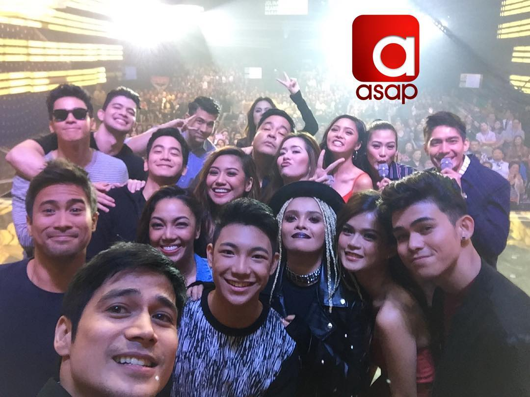 LOOK: #ASAPMagicalJuly backstage and rehearsal photos