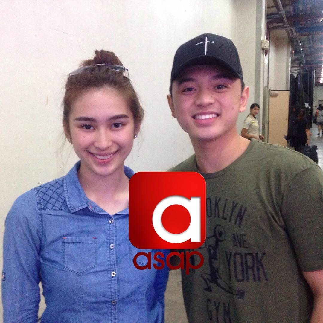WHAT YOU DID NOT SEE ON TV: #ASAPLikeNaLike's Backstage Photos
