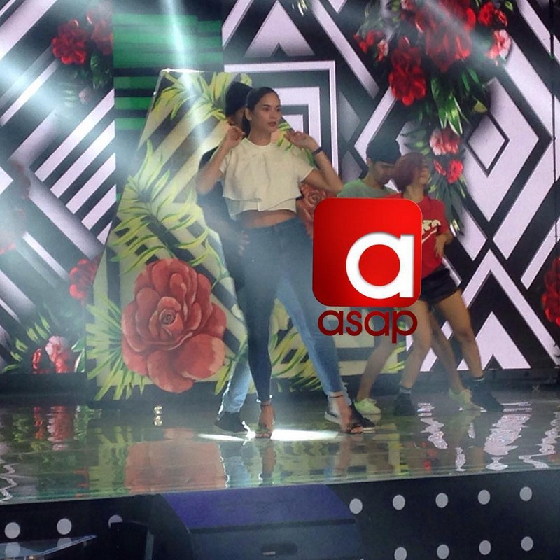 #ASAPOctoberFeels Backstage and Rehearsal Photos