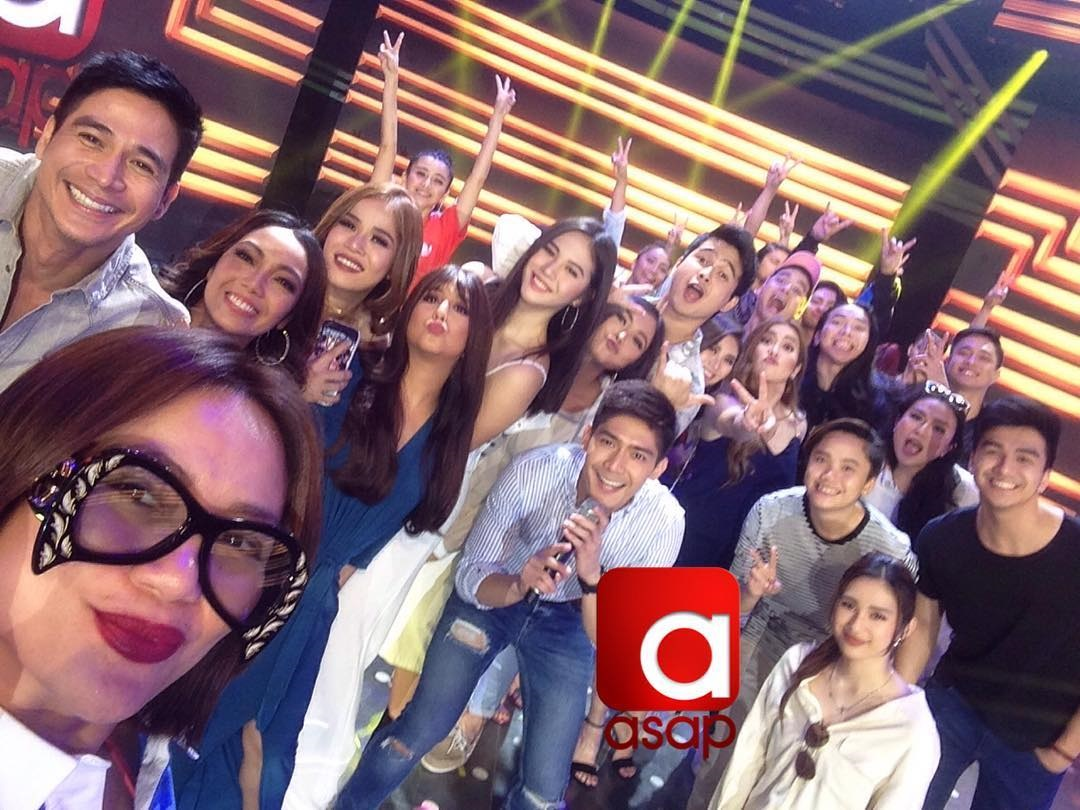 LOOK: #ASAPOParty Backstage Photos