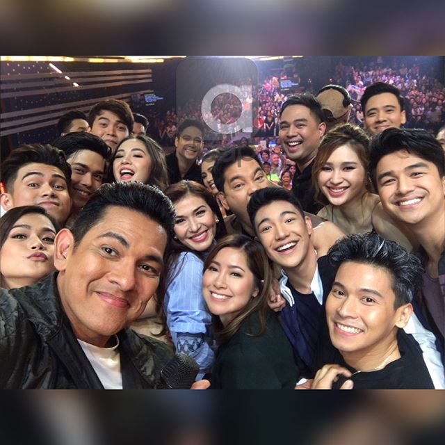 BACKSTAGE PHOTOS: ASAP celebrates 23rd anniversary