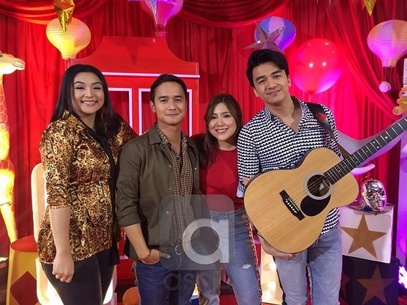 LOOK: #ASAPTheFEBulousShow Backstage and Rehearsal Photos