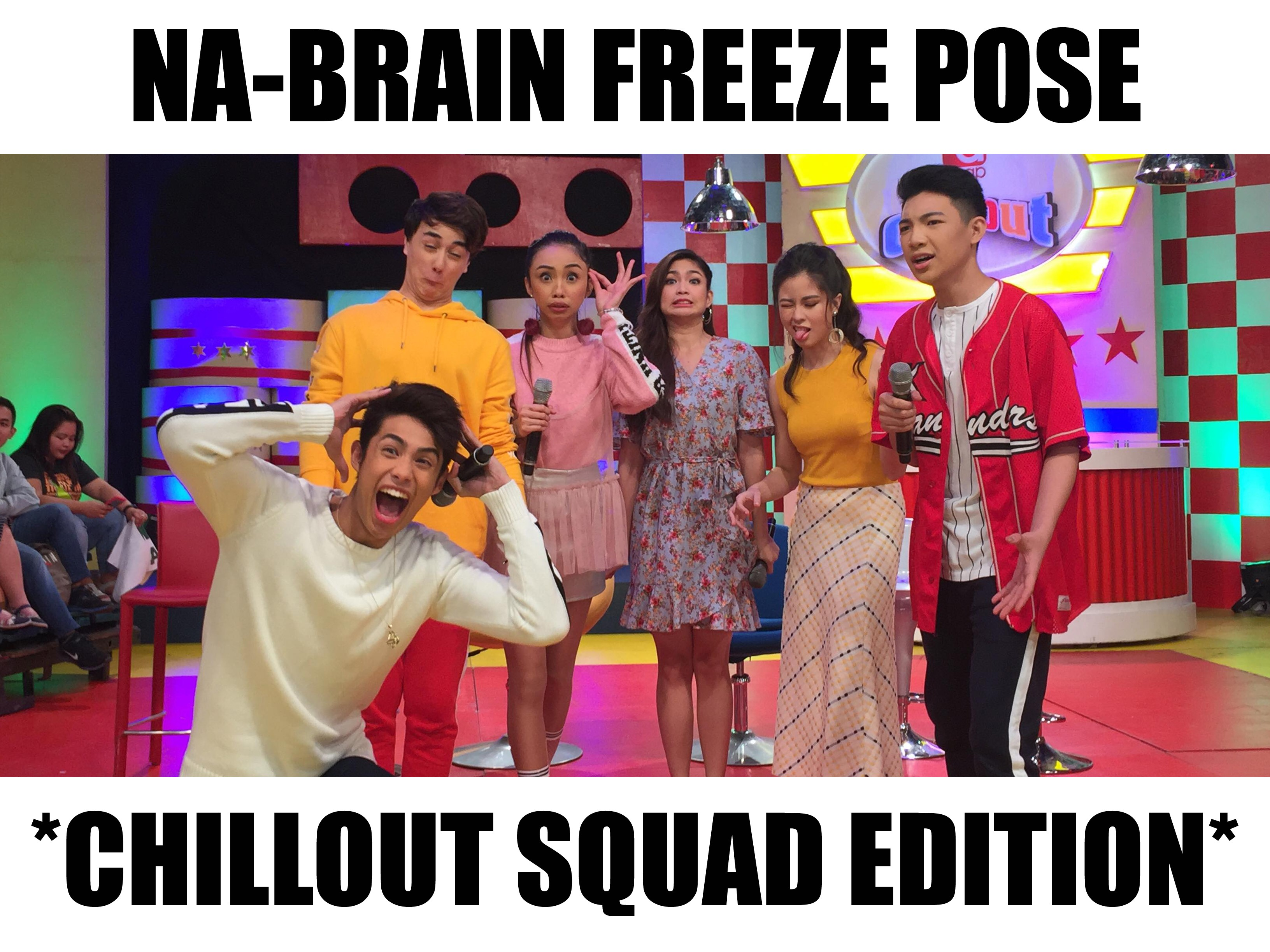 LOOK: ASAP Chillout's Meme-tastic Summer Pose