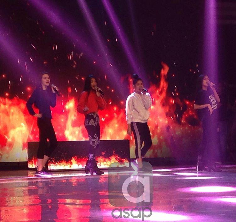 LOOK: #ASAPMarchMasaya Backstage and Rehearsal Photos