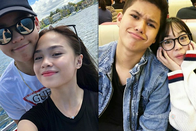 TRUE FRIENDS! 16 photos of Kyle & AC's blooming friendship