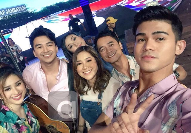LOOK: #ASAPSummerTrip Backstage and Rehearsal Photos