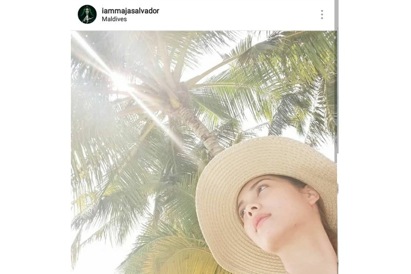 Just 4​8​ photos of Maja Salvador slaying the summer look as early as ​February!