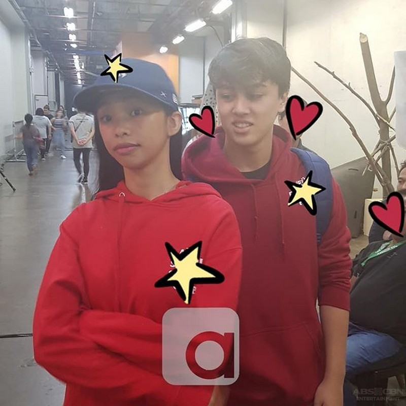 LOOK: #ASAPJustLoveArawAraw Backstage Photos