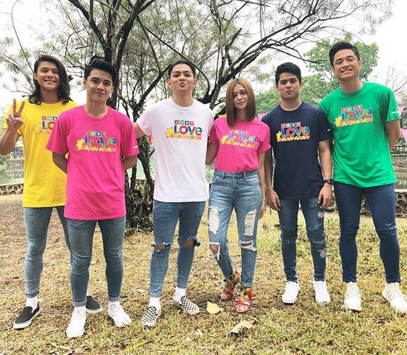PHOTOS: Just Love Araw-Araw with the ASAP stars