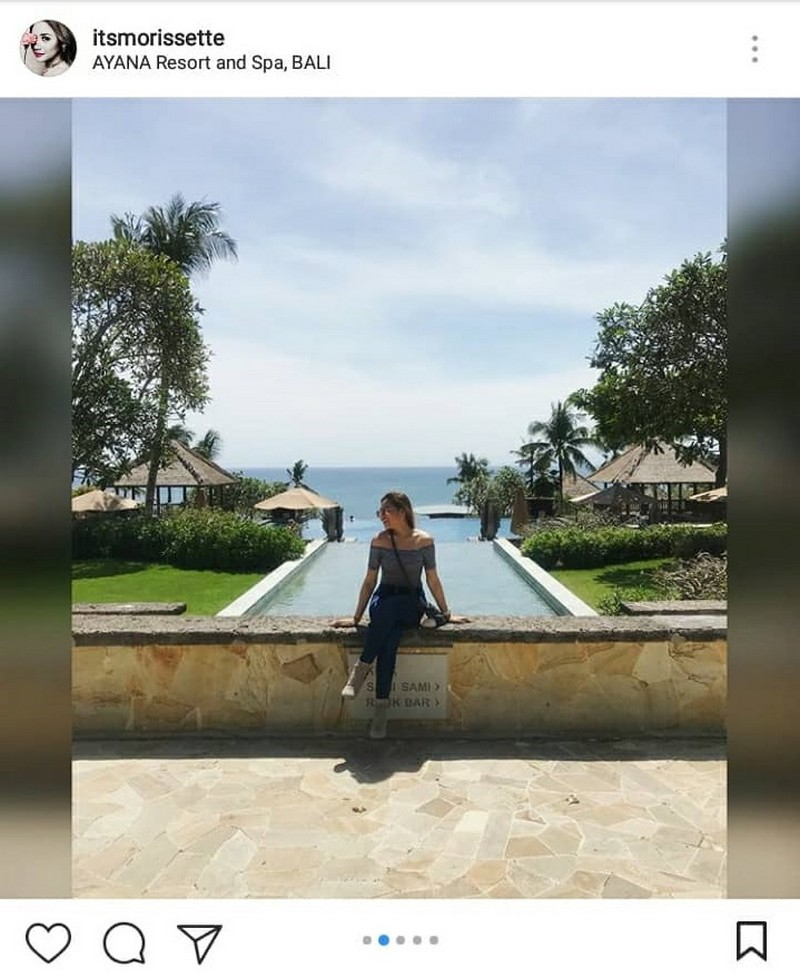 LOOK: Morissette Amon shows some skin in Bali & we are shookt!