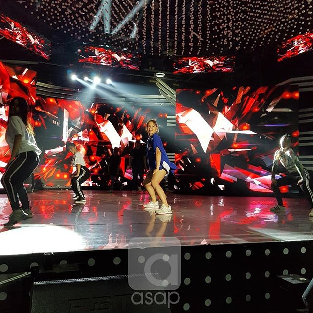 LOOK: #ASAPMomGandangSunday Backstage and Rehearsal Photos
