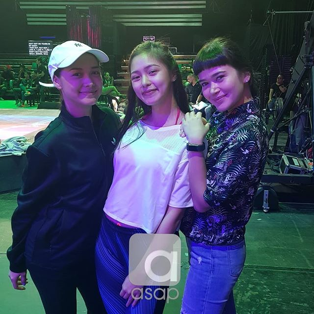 LOOK: #ASAPSummerPlay Backstage and Rehearsal Photos
