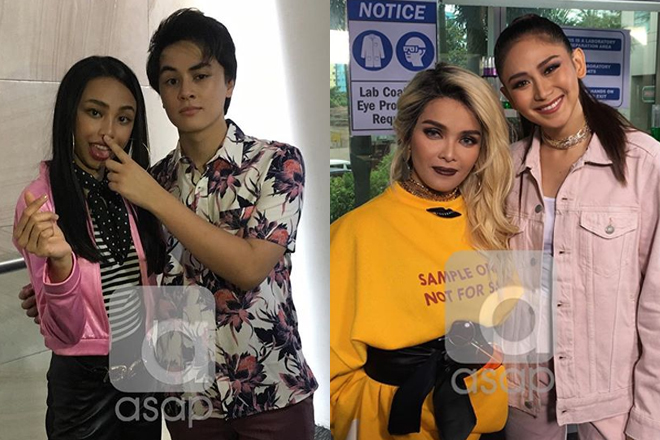 LOOK: #ASAPisCOOL Backstage and Rehearsal photos