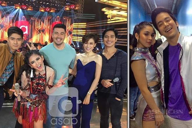 LOOK: #ASAPFunLaban Backstage Photos