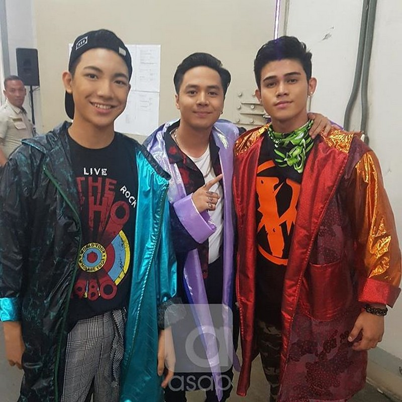 LOOK: #ASAPHunYOLO backstage photos