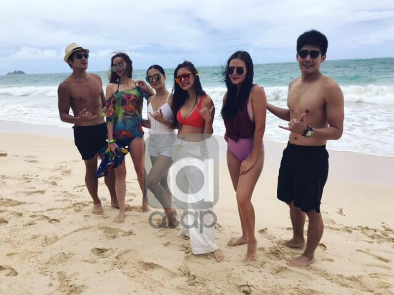 LOOK: These photos of ASAP stars will make you want to go to Hawaii right now!