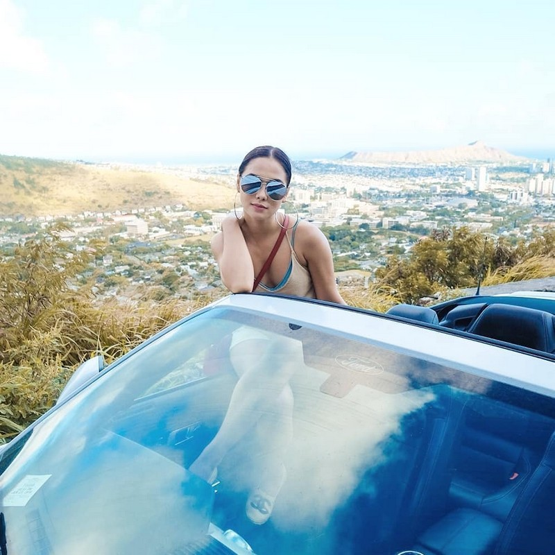 SPOTTED: Kapamilya celebs flaunt sexy bikini bods in Hawaii!