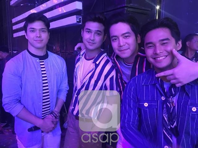 LOOK: #ASAPRoadToHonolulu Backstage Photos