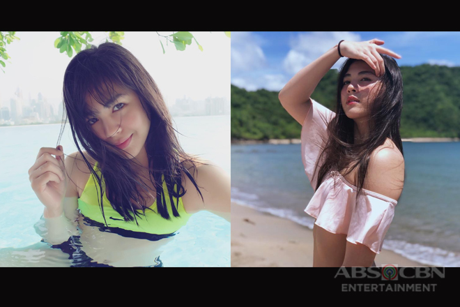20 times Janella Salvador showed some skin and everybody loved it!