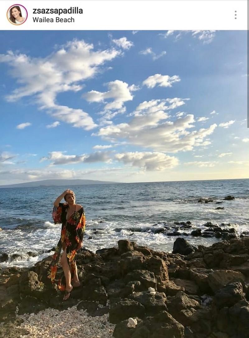 LOOK: Zsa Zsa Padilla enjoying Hawaii!