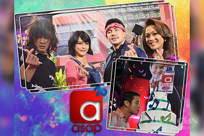 LOOK: #ASAPSeptemberShowdown Backstage Photos