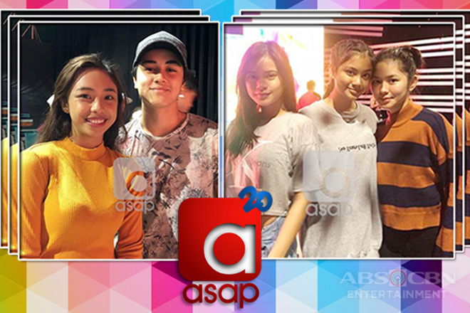 LOOK: #ASAPSeptemberFever backstage photos