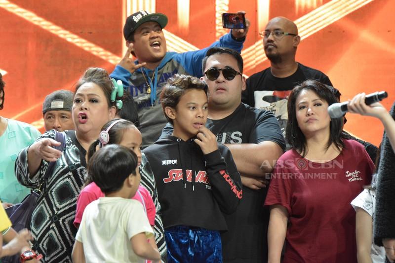 LOOK: Mga kaganapan backstage sa #FPJAP3TaonOnASAP