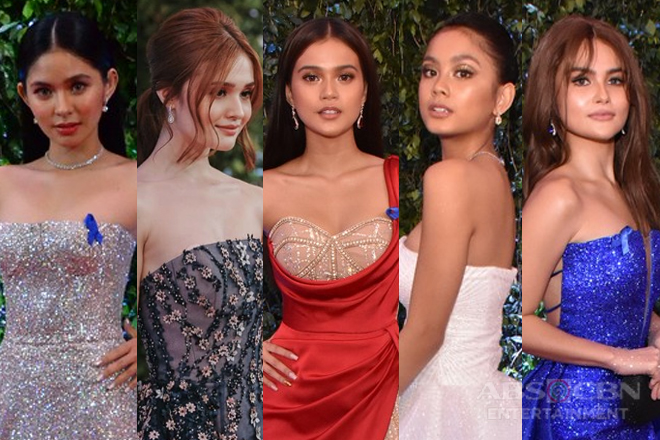 Your favorites from the ASAP stage rocking the ABS-CBN Ball 2018