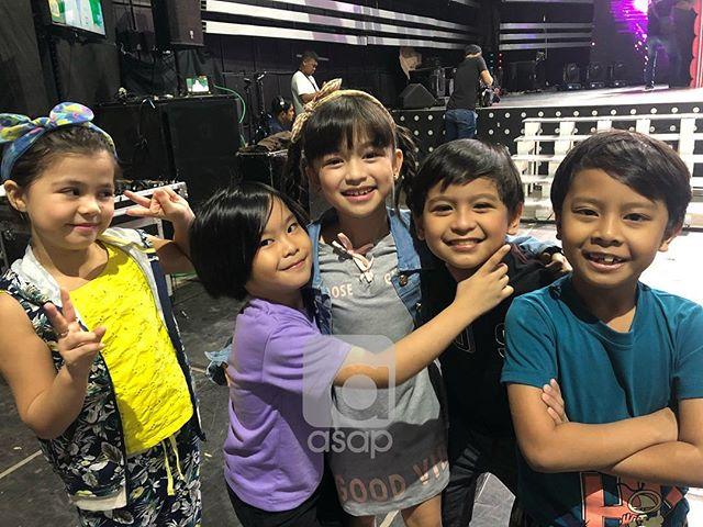 LOOK: #HimigHandog2018OnASAP backstage photos