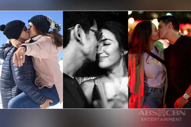 Happy Birthday, Sarah Lahbati: 64 Photos Of Her Cheesiest Moments With Richard Gutierrez