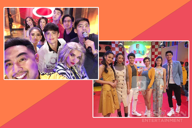 LOOK: #ASAPOctoverload Backstage Photos