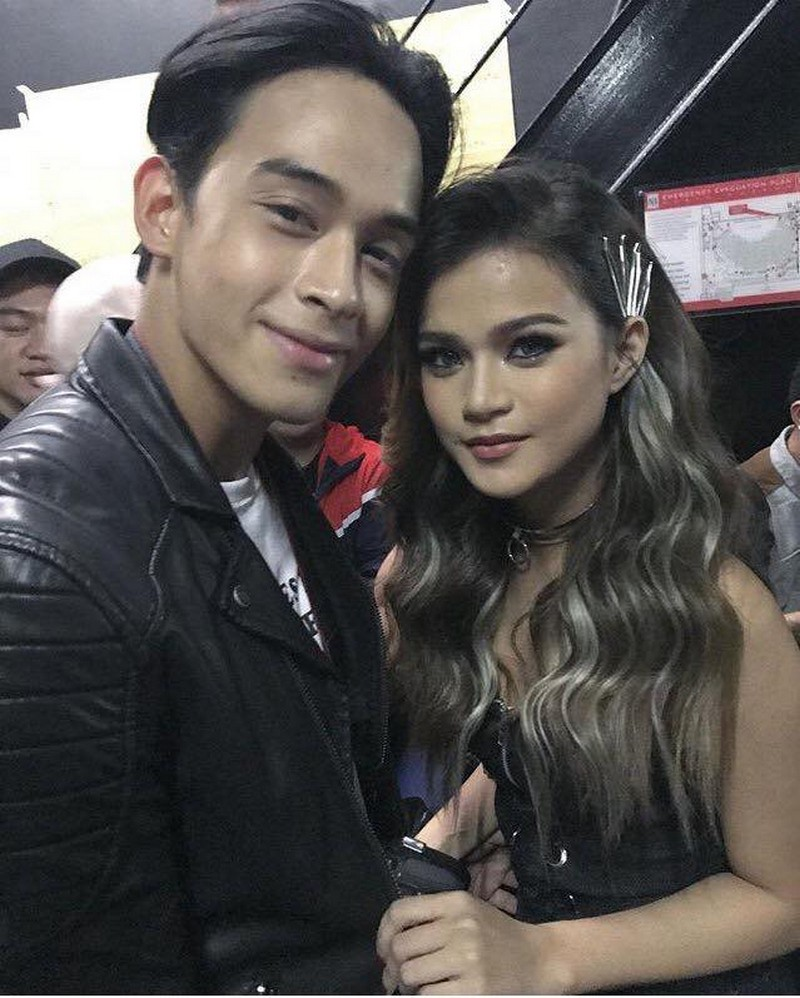 24 photos of real-life best friends Diego and Maris