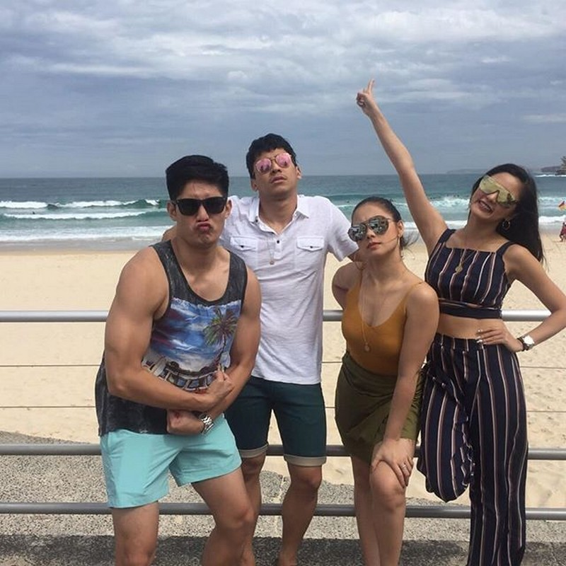 LOOK: This is how your favorite ASAP stars enjoyed in Sydney, Australia!