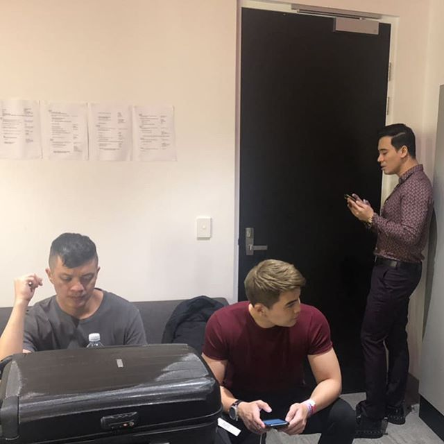 LOOK: Backstage happenings at the #ASAPLiveInSydney