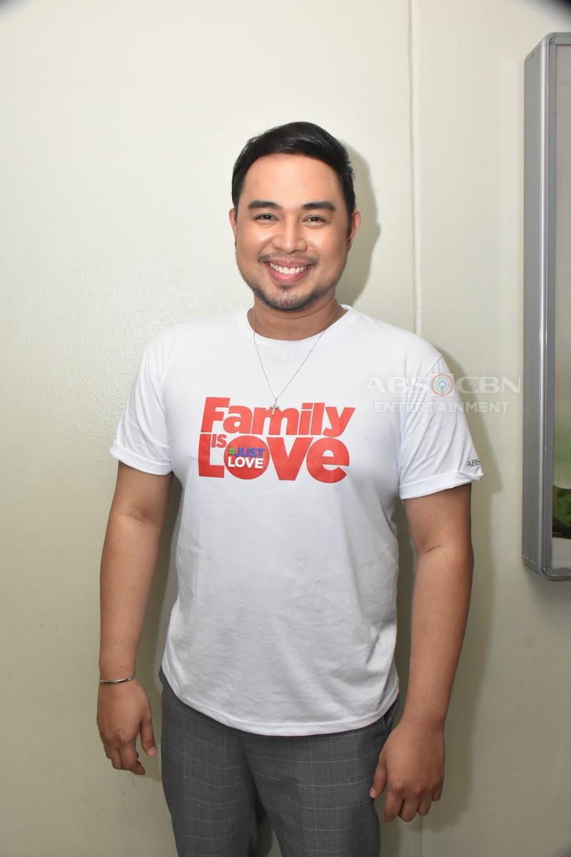 PHOTOS: #FamilyIsLove SID Shoot with ASAP stars