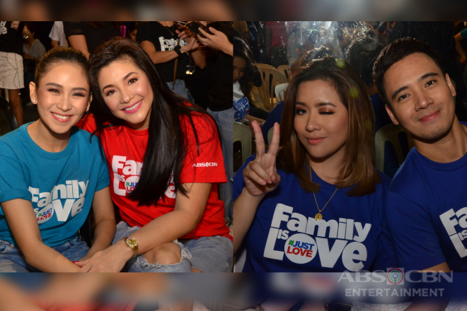 PHOTOS: #FamilyIsLove SID Shoot with ASAP stars