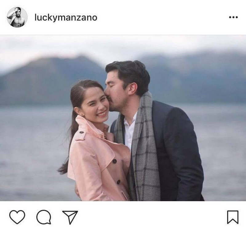 No HATE, Just LOVE! Just 39 kilig photos of Luis & Jessy