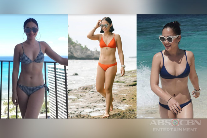 Just 47 photos of Maja Salvador slaying the summer look as early as January!