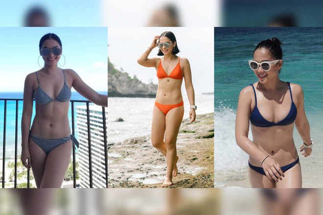 Just 10 photos of Maja Salvador slaying the summer look as early as January!