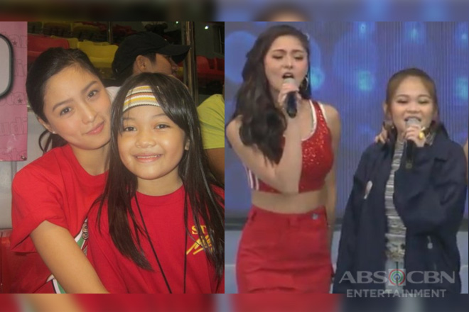 LOOK: These throwback photos of Janine Berdin prove that dreams do come true!
