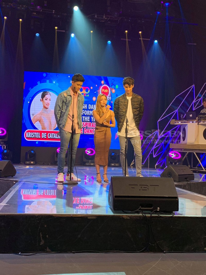 LOOK: On & Off Cam happenings that you missed at the Push Awards 2018 on iWant ASAP!