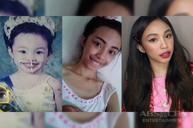 The beautiful transformation of Maymay in 34 photos