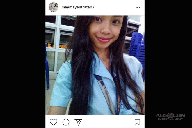 LOOK: The evolution of Maymay Entrata's beauty