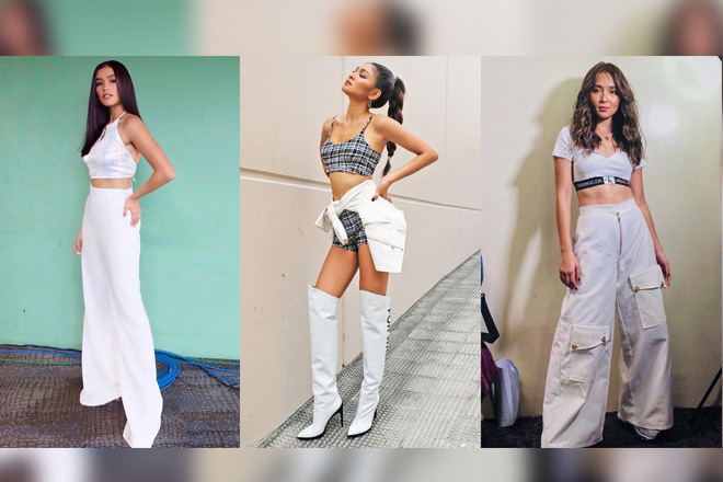 IN PHOTOS: Kathryn, Nadine, Liza & more ASAP Natin 'To stars rocking crop tops