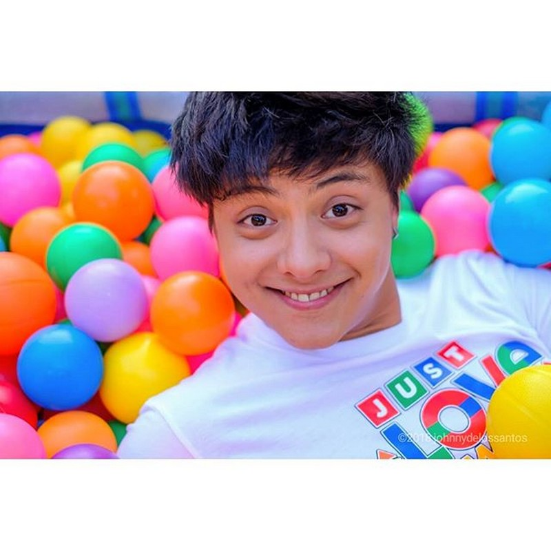 These photos of Daniel Padilla are literally what dreams are made of