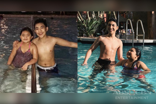 LOOK: Meet Darren Espanto's cutie little sister in these photos
