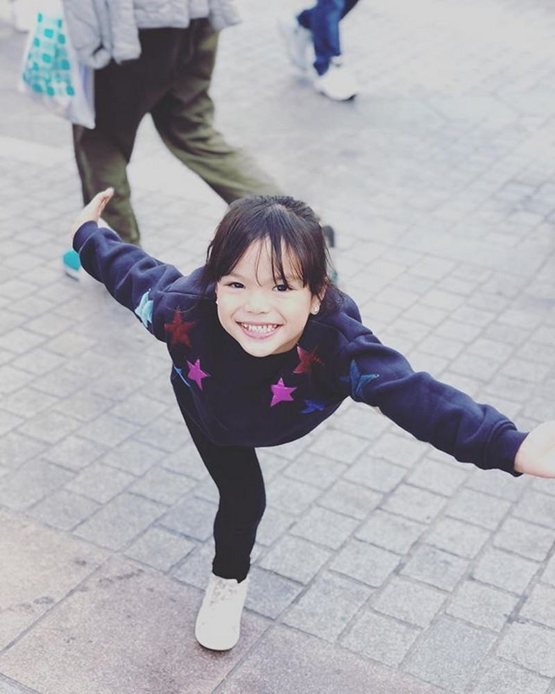 LOOK: Meet the 'little girl' who started the 'Oh Na Na Na' dance challenge