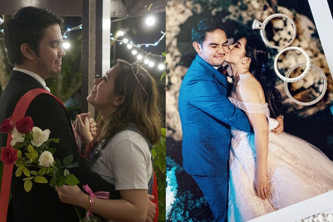 These photos of Moira & Jason proved that it's magical to fall in love with your Best Friend!