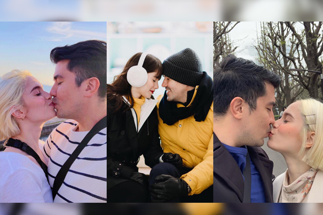 The many times Luis & Jessy showed the world how much they love each other
