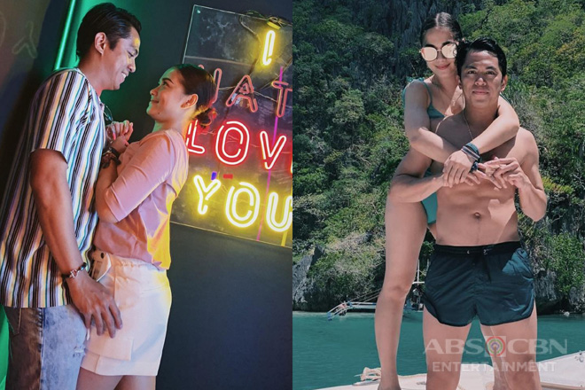 These photos of Maja with Rambo proved that 'love is sweeter the second time around'
